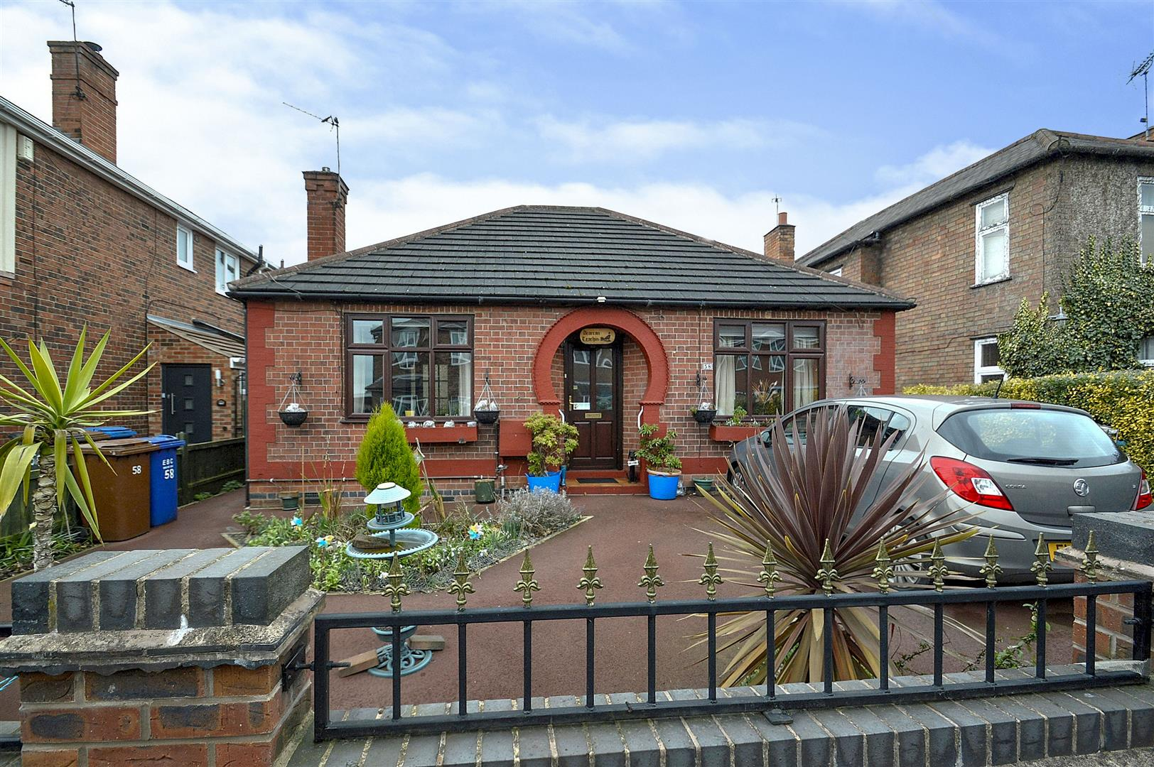2 Bedrooms Detached Bungalow for sale in Oakland Avenue, Long Eaton